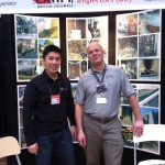 Michael Zegarra - Licensed Home Inspector at BC Home & Garden Show 2013